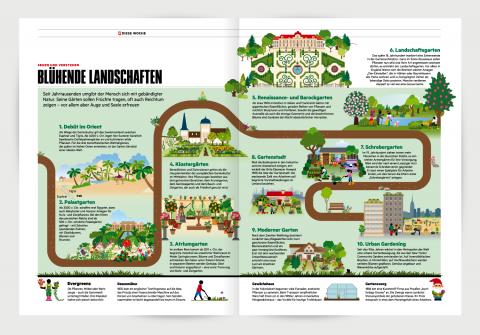 gartenkultur infografik 2D